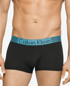 Calvin Klein Charged Iron Low Rise Trunks