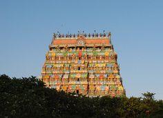 Thiruvanaikaval Temple, Trichy, Tamil Nadu