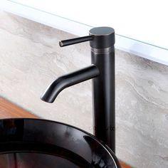 Luxier Vessel Sink Faucet Color: