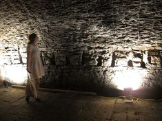 The Witches Dungeon, Lancaster Castle. The dungeon is not normally open to the public so do enjoy the slide show