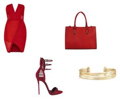 """""""Untitled #260"""" by nicola-humphreys ❤ liked on Polyvore featuring Topshop, Giuseppe Zanotti and Stella & Dot"""