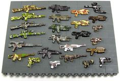  Cool weapons  Love this gun  #killer stuff
