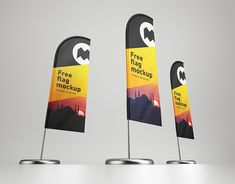 "Check out this @Behance project: ""Free feather flag mockup"" https://www.behance.net/gallery/63240941/Free-feather-flag-mockup"