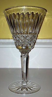 """WATERFORD CRYSTAL """"MAEVE"""" PATTERN WHITE WINE GLASS 6 1/4"""""""