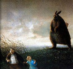 Happy Easter  Michael Sowa German Artist