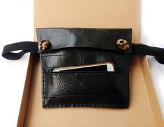 Trapezoid animal print belt bag, tractor inner tube waist purse, hip bag, vegan waist bag, waist pouch, eco bag Waist Purse, Waist Pouch, Animal Print Belts, Hip Bag, Save The Planet, Mother Gifts, Bag Making, Soft Leather, Purses
