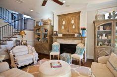 Making a Home Cozy www.cedarhillfarmhouse.com