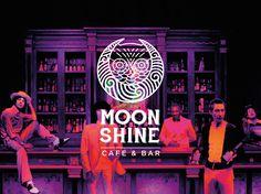 Moonshine Cafe & Bar Brand