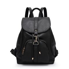 05265afe9a91 Leather Bag · Preppy Backpack