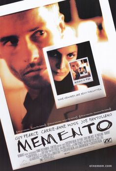 Memento 11x17 Movie Poster (2000)