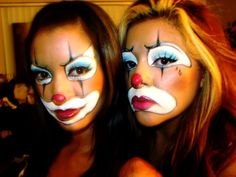 clown lady | Super sexy clown ladies | Clowns | Pinterest