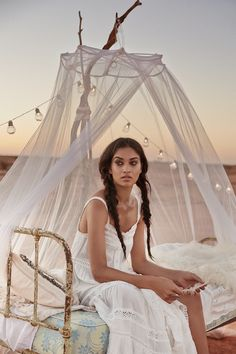 Spell and The Gypsy Collective 2016 Campaign Shanina Shaik by Ming Nomchong-28
