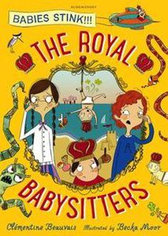 #The #Royal #Babysitters nu voor maar: €4,44 Bespaar: %50!      Uitgegeven door: #Clementine #Beauvais      #eBook #bestseller #Free / #Giveaway #boekenwurm #ebookshop #schrijvers #boek #lezen #lezenisleuk #goedkoop #webwinkel