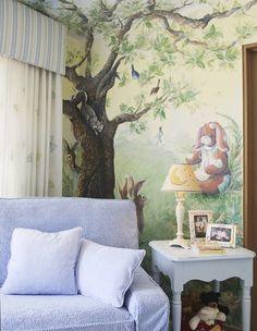 Velveteen Rabbit, beautiful tree