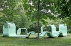 Round by SPORTS - Théatre en plein air (installation)