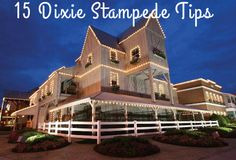 Know Before You Go: Dixie Stampede Tips http://www.reservepigeonforge.com/travelguide/know-go-dixie-stampede-tips/?utm_campaign=coschedule&utm_source=pinterest&utm_medium=Reserve%20Direct&utm_content=Know%20Before%20You%20Go%3A%20Dixie%20Stampede%20Tips