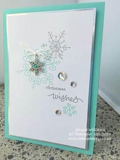 Endless Wishes Quick & Easy Christmas Cards