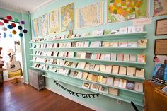 Put boring Hallmark cards to shame by finding a great stationery store in NYC…