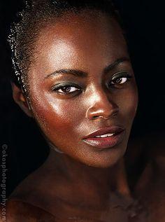 Super Model Ugandan Model Kiara Kabukuru