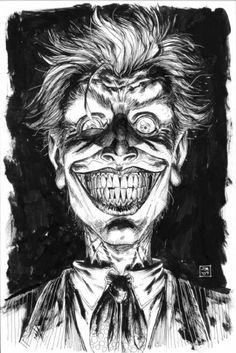 The Joker by Tony Moore *