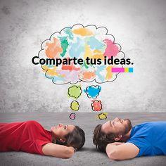 Trabajar la parte creativa en equipo arroja nuevos enfoques.