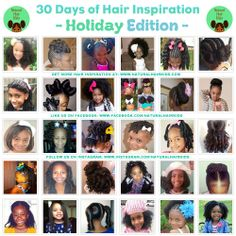 Easter hairstyle ideas | black girl hairstyles | Kids hair | Natural hair kids For more articles and pictures like this, check out our blog: www.naturalhairki... Natural hair | hair care | natural hair care | kids hair | kids hair care | kid hairstyles | inspiration