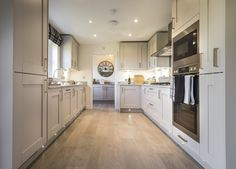 Our kitchen/diners are the real heart of the home. Open plan, spacious and always stylish.