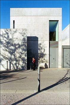 Pulitzer Foundation for the Arts, Saint Louis, MO by Xavier de Jauréguiberry, by Tadao Ando