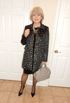 I'm always on the lookout for great fashion for women over 50, and today I'm sharing one of my favorites. Susan Street is the author of the popular Blog, Fifty Not Frumpy.  Besides being incredibly beautiful and having a great sense of style, Susan is a poster child for mid-life reinvention. Here is a before … #fashionover50womenfiftynotfrumpy #over50fashionfiftynotfrumpy