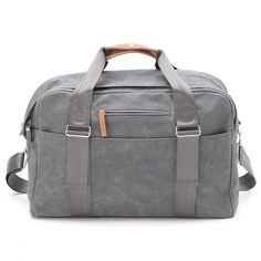 waxed canvas weekender tote converts into a backpack Man Purse, Travel Bags For Women, Weekender Tote, Best Bags, Waxed Canvas, A 17, Laptop Bag, Backpacks, Shoulder Bag