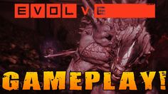 """Evolve is an upcoming sci-fi themed, co-operative first-person shooter being developed by Turtle Rock Studios. I will hopefully bringing you guys some more gameplay later on as well. This video is some gameplay of the upcoming game """"evolve"""". The Gamaplay is from PAX East 2014."""