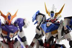 Custom Build: FM 1/100 Gundam Barbatos Lupus Resin Conversion - Gundam Kits Collection News and Reviews