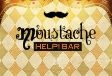 LOGO Moustache HelpBar