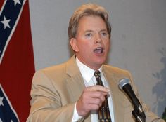 Former Ku Klux Klan leader David Duke, an avowed white supremacist, officially signed up Friday to run for U.S. Senate in Louisiana.