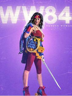 WW Wonder Woman Movie, Wonder Women, Gal Gadot, Wtf Funny, Nerd Stuff, Captain Marvel, Dc Universe, Diversity, Marvel Comics
