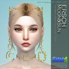 ErSch Sims: Moon and Sun set • Sims 4 Downloads