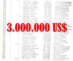 Schindlers Liste auf amerikanischen Online-Marktplatz zum Kauf angeboten - http://www.onlinemarktplatz.de/36200/schindlers-liste-auf-amerikanischen-online-marktplatz-zum-kauf-angeboten/