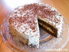 Oppskriften på denne deilige kaken med det tøffe navnet har jeg funnet i et… Toffee, Scones, Granola, Tiramisu, Mousse, Pancakes, French Toast, Snacks, Breakfast