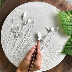 homedecor art Round and square botanical bas-relief for wall decor by DinaArtDecor. Plaster mural botanical bas-relief by art casting for framehouse wall decoration. Wall panel for kitchen, bathroom, hallway, bedroom and living room decor in rustic style