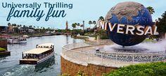 Universally Thrilling Family Fun – Exploring Universal Studios Orlando - Things To Do - Experience Kissimmee - Orlando Florida Area - Fun Family Events - Kissimmee