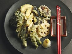Vegetable Tempura From 'Japanese Soul Cooking' | Serious Eats : Recipes