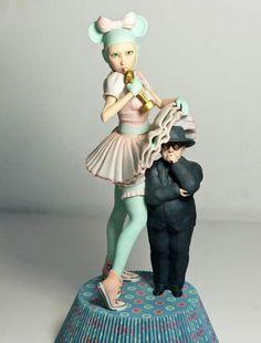 Arte e impresoras 3D - Las esculturas de Eric van Straaten   Ufunk.net