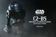 C2-B5 Imperial Astromech Droid Sixth Scale Figure