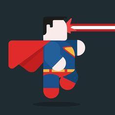 #super #superheroes #superman #hero #laser #fly #design #illustration #vector #graphic #graphicdesign #vectorart #concept #icondesign #icon #iconaday #inspiration #materialdesign #instaart #creative #bestvector #behance #digitalart #designer #illustrator @graphicroozane @iconaday by volkanbyklty