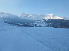 Le #Devoluy sous la #neige ! Photo prise en Février 2012. #Alps #Snow