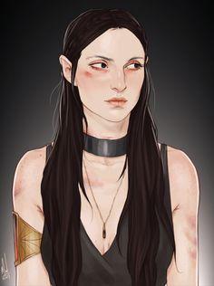 Lady Kaltain by Merwild.deviantart.com on @DeviantArt