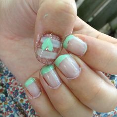 Fun summer nails :D