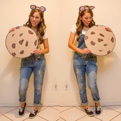 If you give a mouse a cookie costume #diy #halloween #ifyougiveamouseacookie #halloweencostume