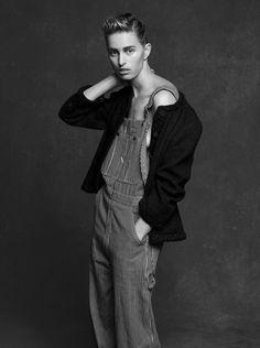 Karolina Kurkova by Karl Lagerfeld for Chanel