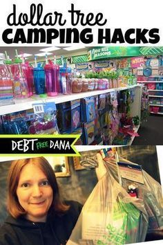 Dollar Tree Camping Hacks Dollar Tree Camping Hacks,Camping and Outdoor Essentials! Dollar Tree Camping Hacks Related posts:Easy Campfire Potatoes - campingCamping pictures with friends outdoors summer nights 67 Ideas for 2019 - campingCAMPING. Zelt Camping, Camping Bedarf, Tree Camping, Family Camping, Outdoor Camping, Camping Tricks, Camping Stuff, Camping Guide, Luxury Camping